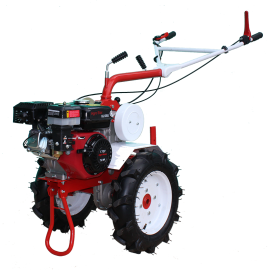 Мотоблок Agrostar 1050 ( колеса с разблокировкой дифференциала)