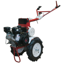 Мотоблок Фаворит с дизельным двигателем ЗИД ( без АКБ)