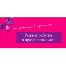 Режим работы в Новогодние праздники 2019 г.