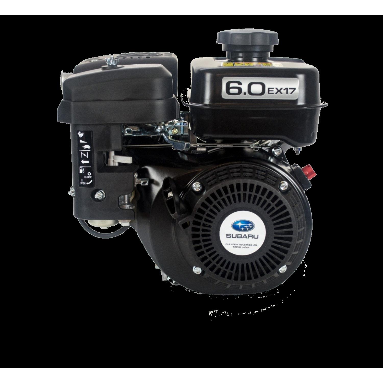 Двигатель Subaru EX 17 6/0 л.с  19.05 мм